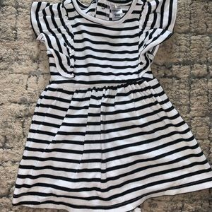 Other - Striped Baby Girl Dress